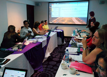 BSLA/LAC/MLAS meetings in Panama