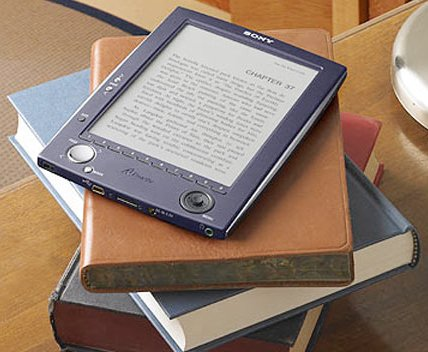 EReader and Books
