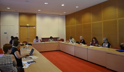 WLIC 2014 Standing Committee Second Meeting