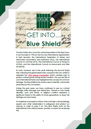 Get Into Blue Shield