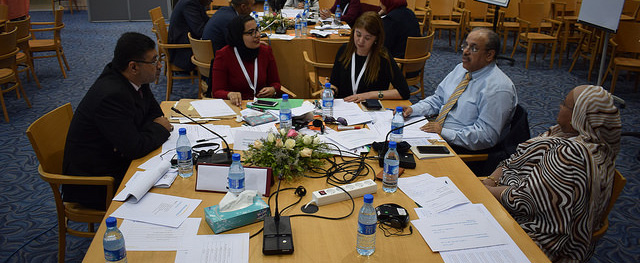 IFLA Global Vision MENA workshop