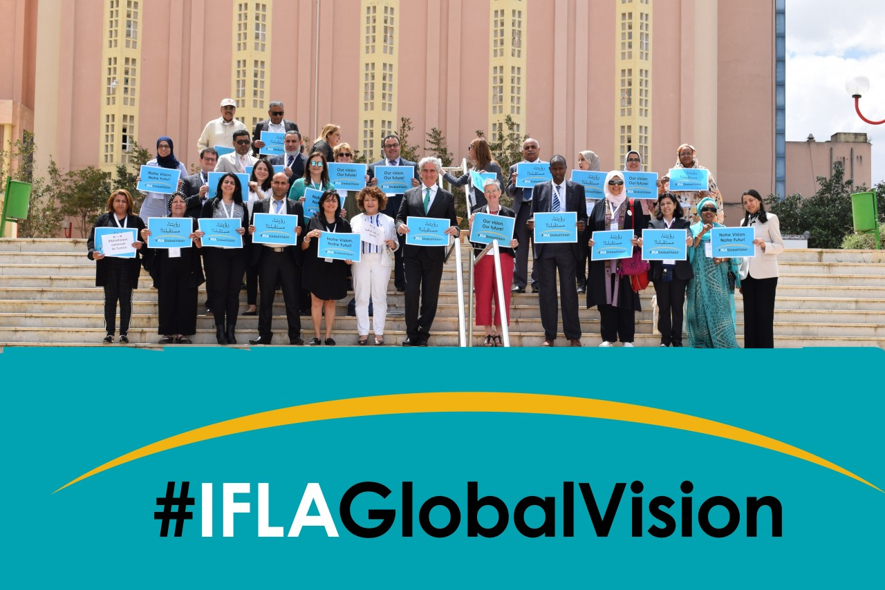 IFLA Global Vision MENA Regional Workshop