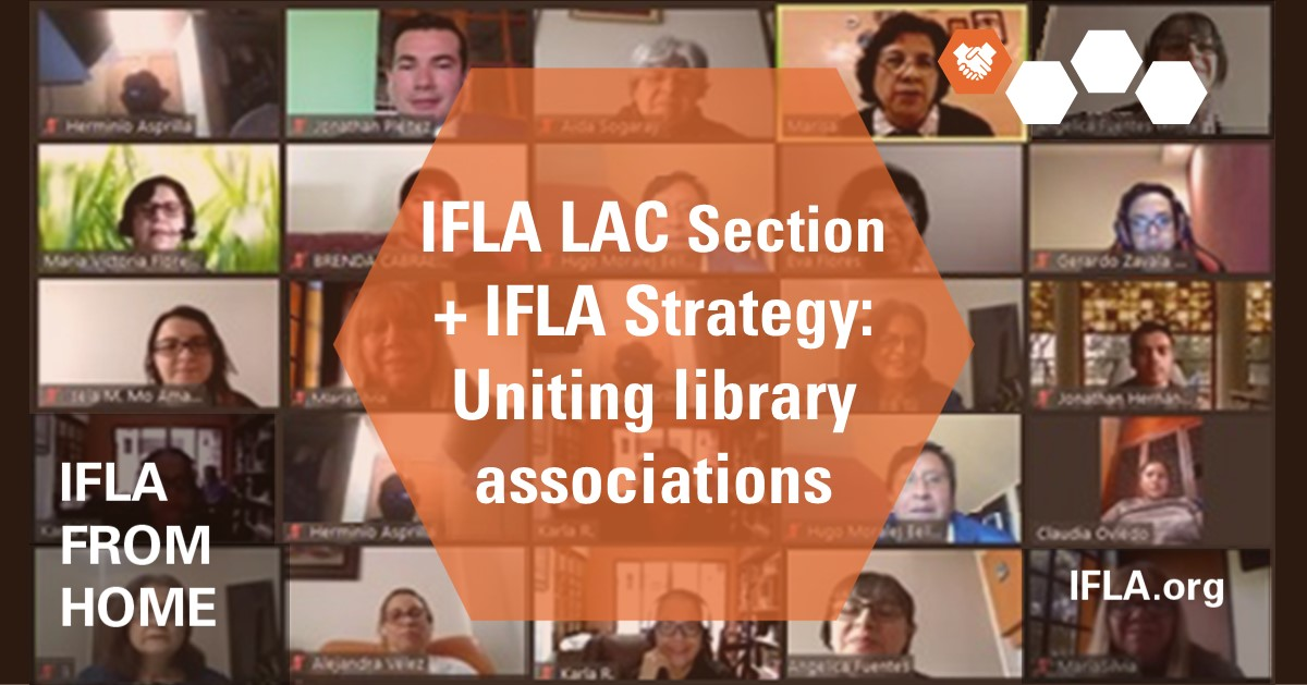 IFLA LAC Section + IFLA Strategy