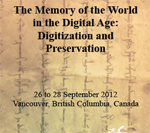 Digitization and Preservation