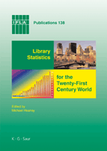 Library Statistics for the 21st Century World