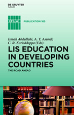 LIS Education in Developing Countries - The Road Ahead