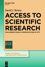 Access to Scientific Research: Challenges Facing Communications in STM