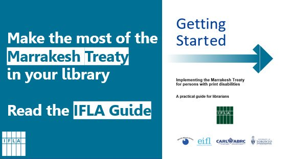 MARRAKESH TREATY GETTING STARTED GUIDE