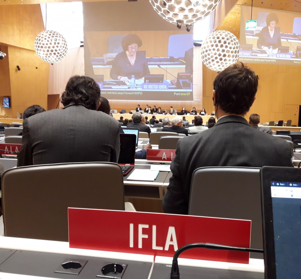 IFLA at WIPO SCCR 37