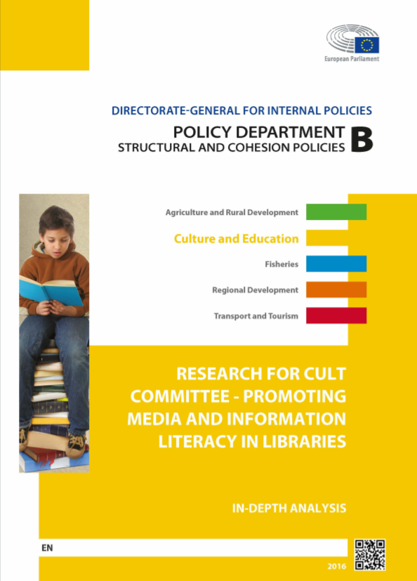 Cover of EU Research Report