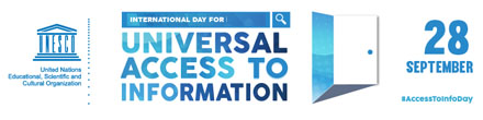 International Day for Universal Access to Information (IDUAI)