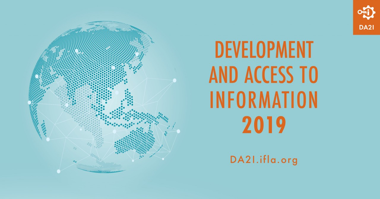 Development and Access to Information (DA2I) Report 2019