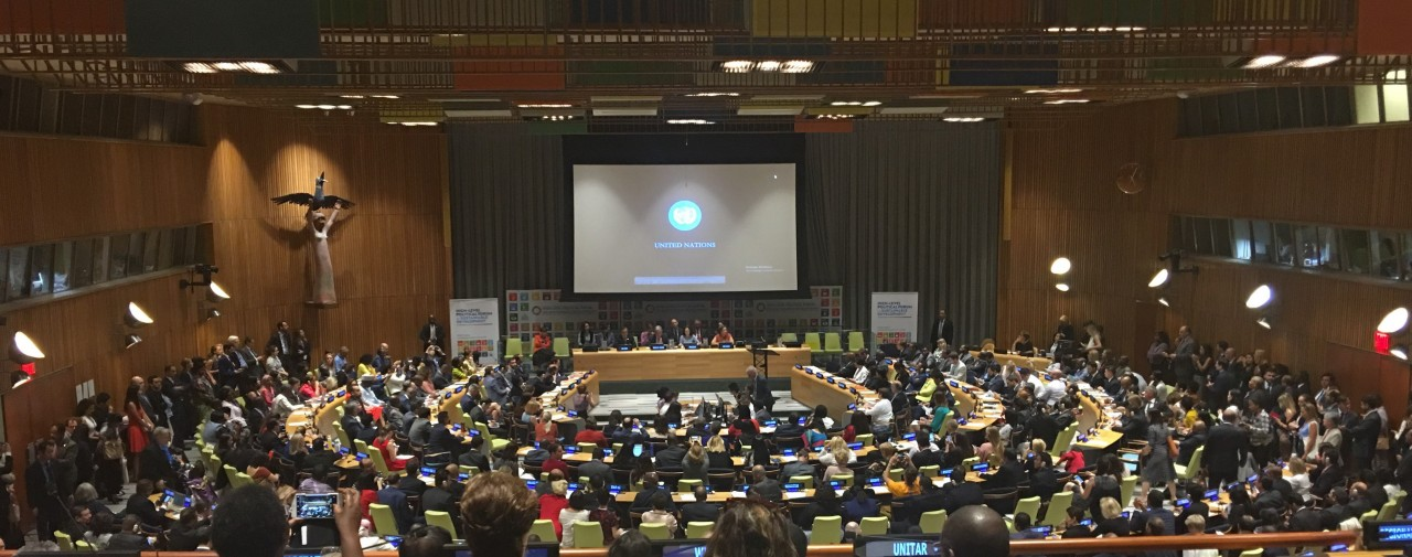 Closing of the HLPF 2018