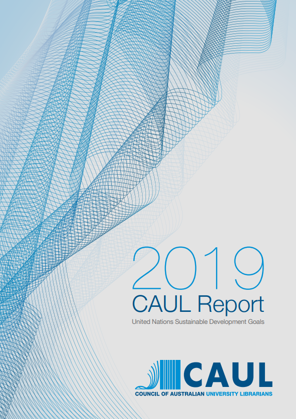 2019 CAUL Report: United Nations Sustainable Development Goals