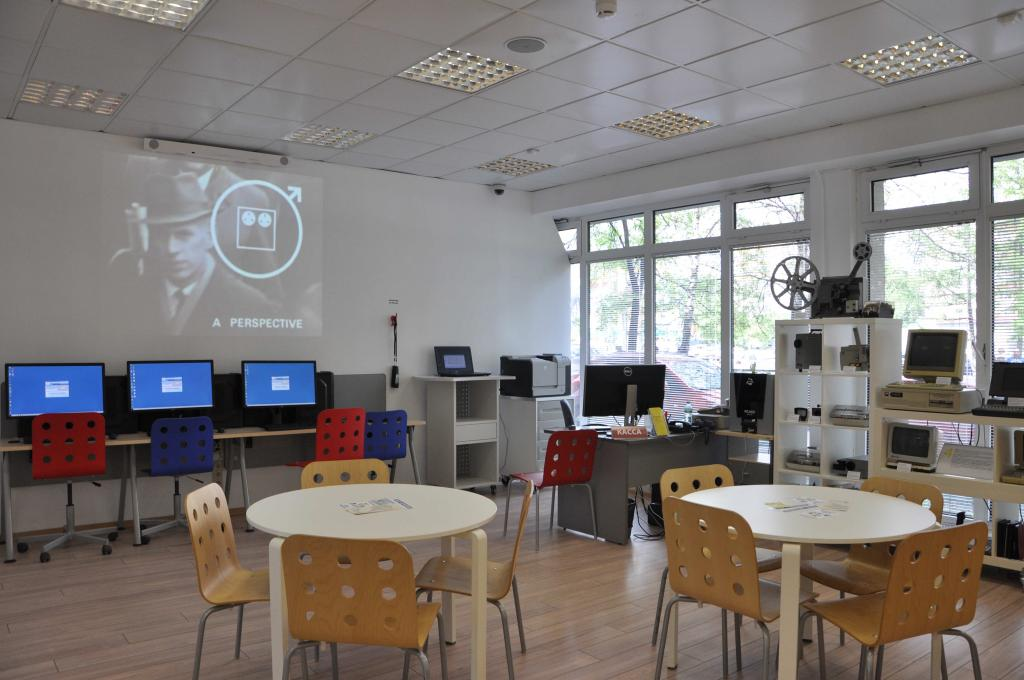 MediaLab in Moscow Russia