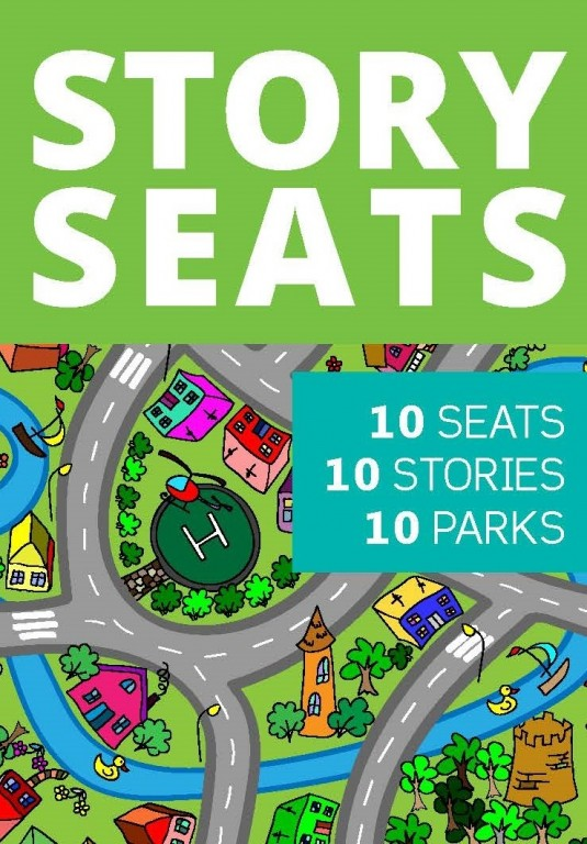 """Story Seat – 10 seats, 10 stories, 10 parks"" (Sunshine Coast Libraries - Australia)"