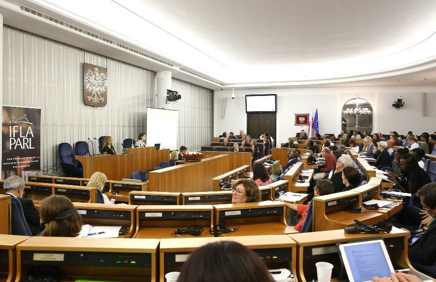 Pre-conference session in Polish Senate 2017