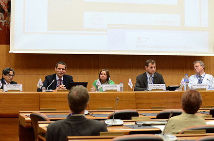 Open Access session, WSIS 2011