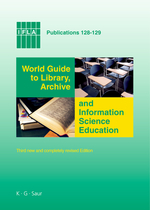 World Guide to Library, Archive and Information Science Education